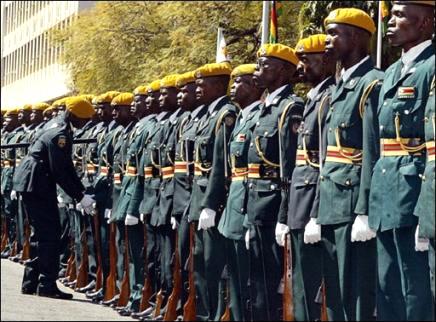 Zimbabwe National Army Zimbab10