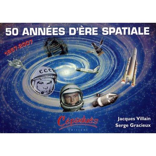 """Livres : """"50 années d'ère spatiale"""" 50_ann10"""