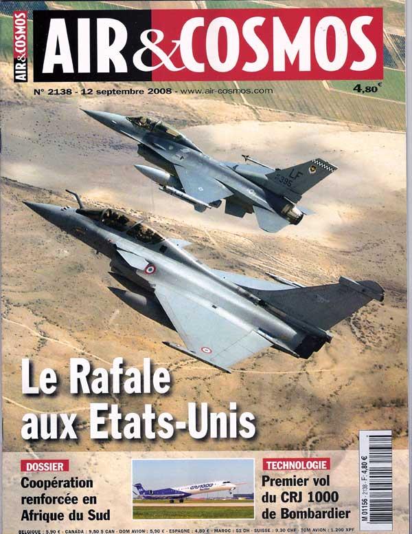 """Revues : """"Air et cosmos"""" numéro 2138 Air_et11"""