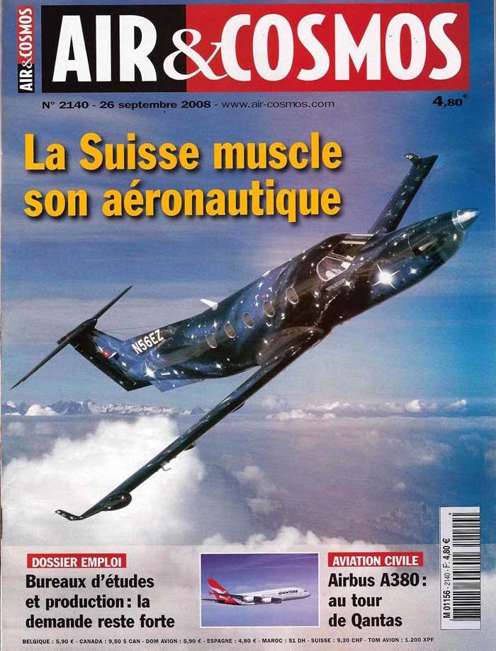 """Revues : """"Air et cosmos"""" numéro 2140 Air_et13"""