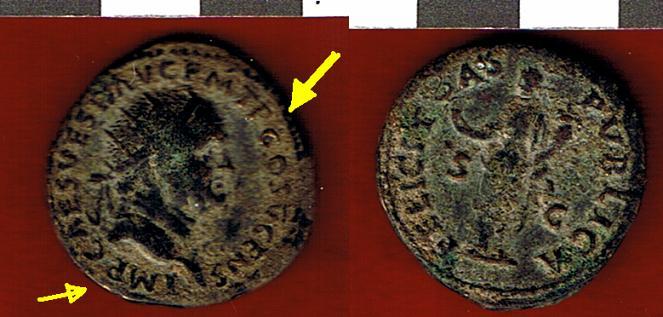 De Todas Formas Y Sin Intención De Animar A Nadie, Podéis Mirar Cualquiera  De Las Monedas De Bronce Que Tengo Colgadas.
