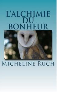 """""""L'Alchimie du Bonheur"""" broché (papier) et Kindle - Page 2 Couver11"""