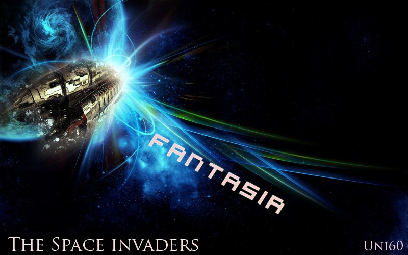 Fantasia -- The Space Invaders