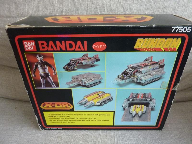 X-OR (Gavan) Sheriff de l'Espace POPY / Bandai - Page 3 P1040419