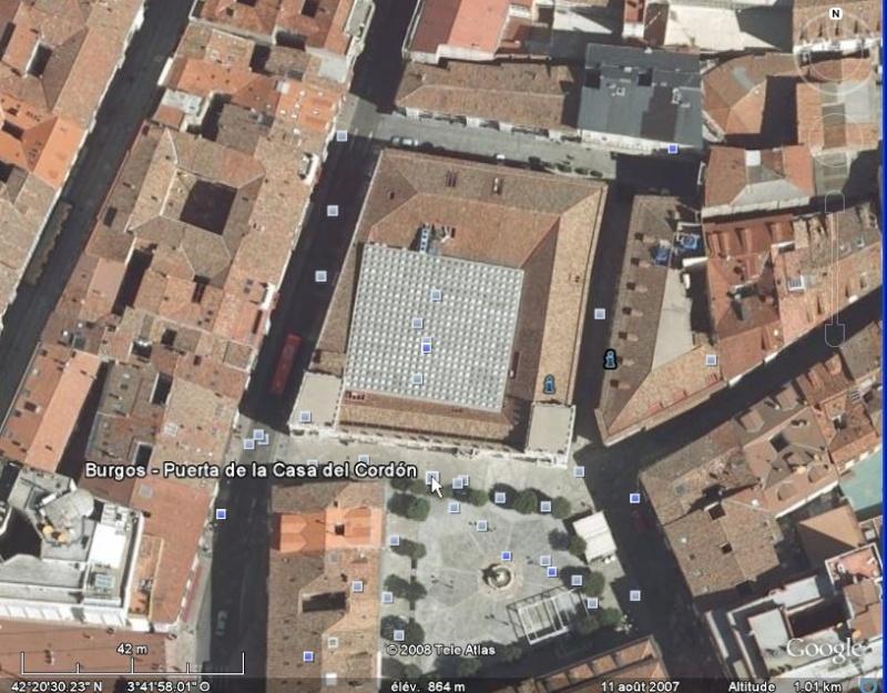 Casa del Cordon, Burgos, Castilla y Leon, Espagne - Page 4 Puerta10