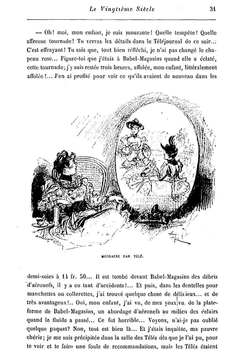 Albert Robida né à Compiègne Téléphonoscope (trouvé) - Page 4 Vielec10
