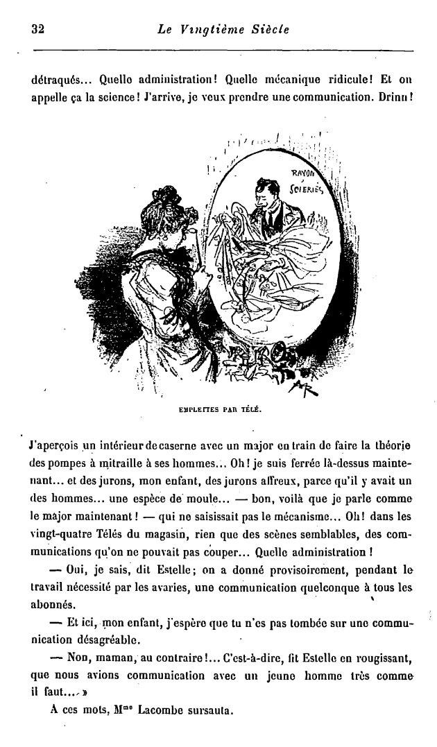 Albert Robida né à Compiègne Téléphonoscope (trouvé) - Page 4 Vielec11