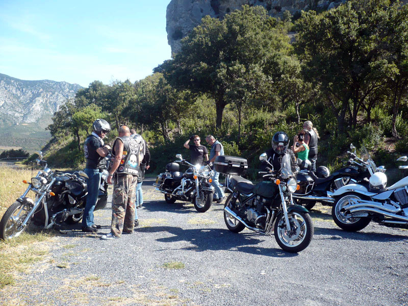 Compte Rendu de la Balade avec Bull91 et Chris262 - Victory Rider France - Le Jeudi 16 Août 2012 2-bull10