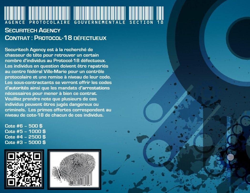 CONTRAT: Securitech Agency Securi10