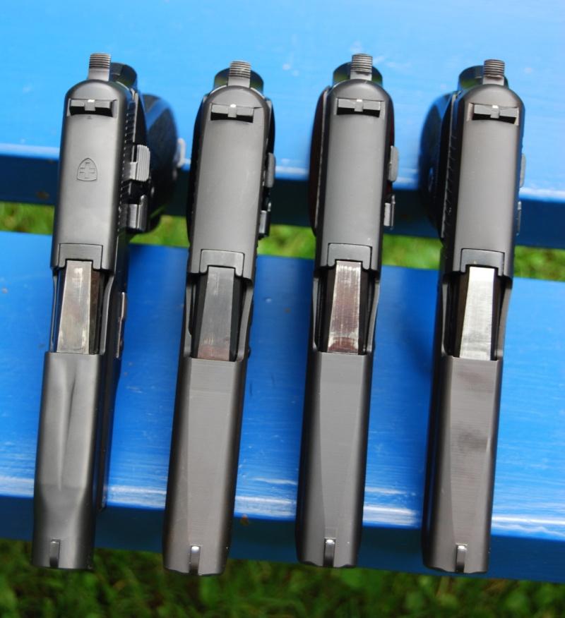 Différence SIG P220 civil et Armée Dessus14