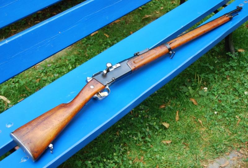 Fusil Mle 1886-M-93 Droit211