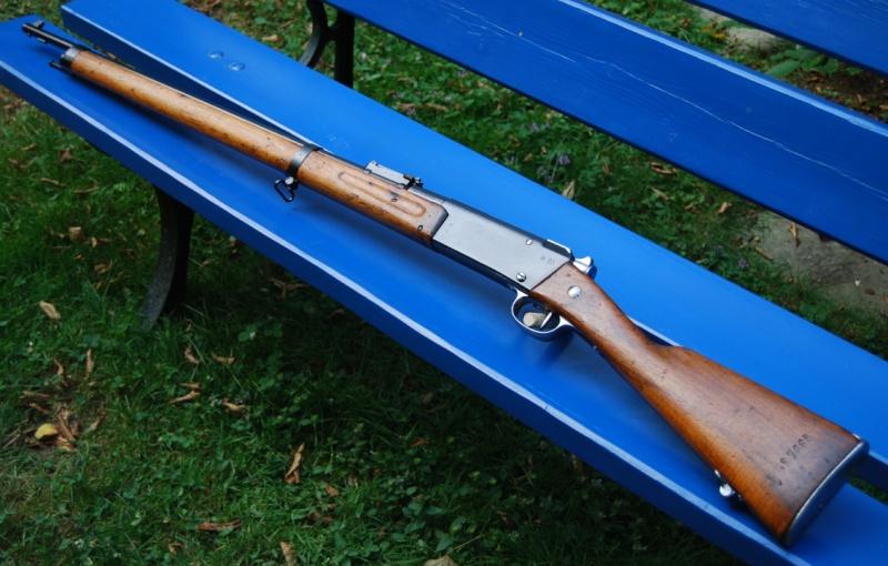 Fusil Mle 1886-M-93 Gauche11