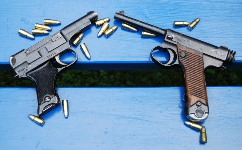 Pistolets japonais Nambu_10