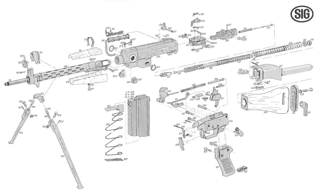 SIG AMT Parts_10