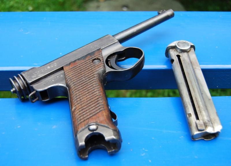 Pistolets japonais T14_ma13