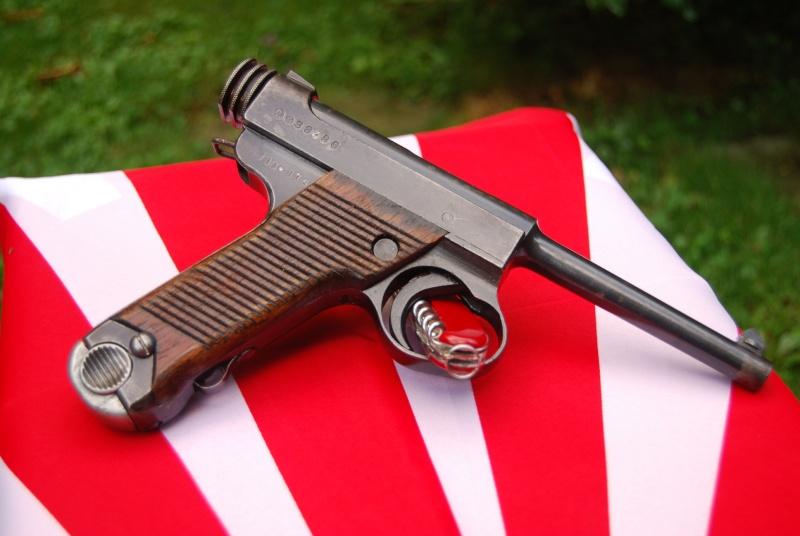 Pistolets japonais T14a10
