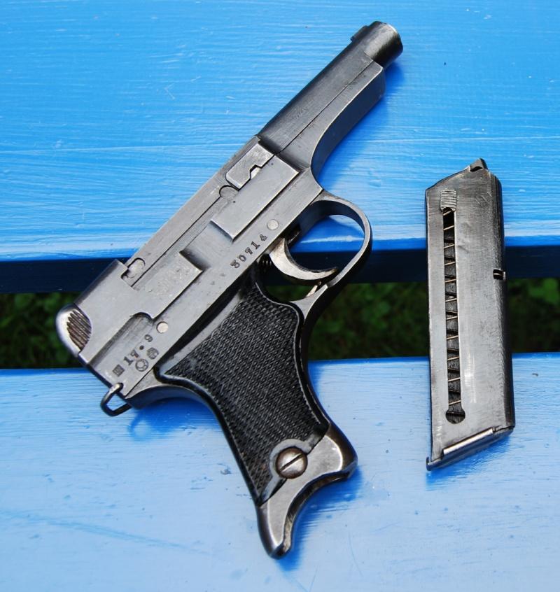 Pistolets japonais T94_ma14