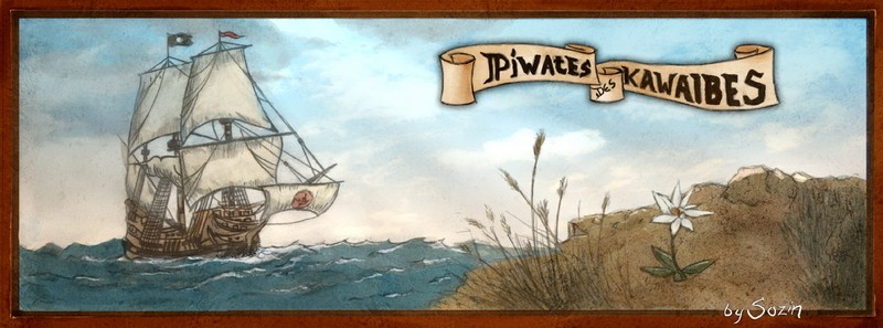Piwates des Kawaïbes