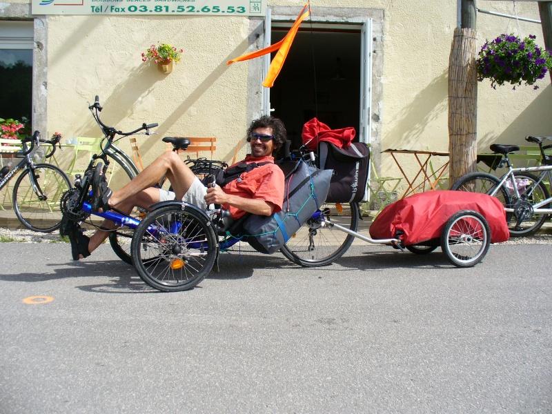 - Vélos sur le départ P1050010