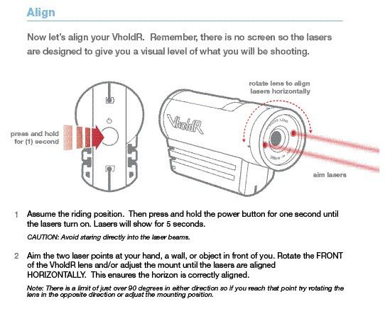 Camera avec pointeur laser Camera11
