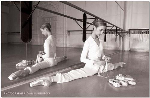 Cou de pied et ligne de jambe - danse classique Danse10