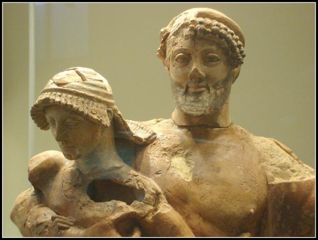 STATUAIRE GRECO/ROMAINE Zeus_e11