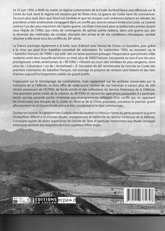[Opérations de guerre] GUERRE DE CORÉE - Tome 1 - Page 20 Img46011