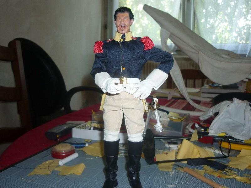 10ème régiment de cuirassier vers 1808 P1010553
