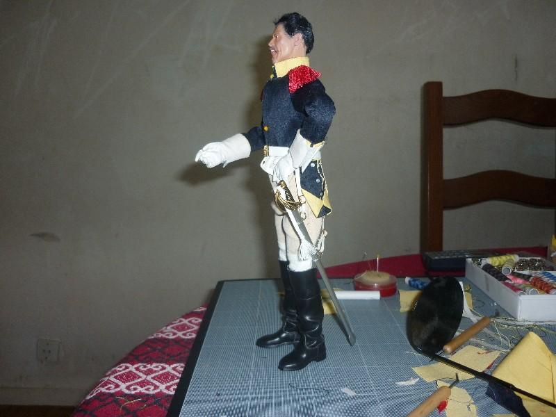 10ème régiment de cuirassier vers 1808 P1010554