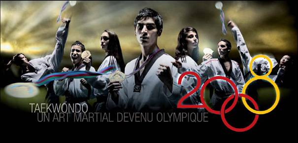 le taekwondo lambersartois et d'ailleurs