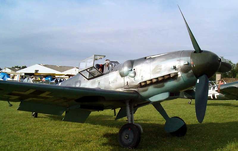 Messerschmitt Bf 109 109-8010