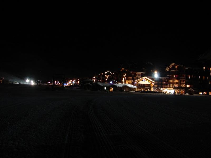 [Tignes]Tignes de nuit Dsc03110