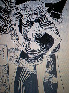 One Piece 514 : Only mushrooms growing out of the body 64257010