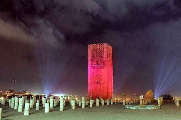 Le Maroc en photos. 610x10