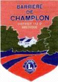 La Vie de BARRIERE DE CHAMPLON - LES C.R 2008/2009 Barrie10