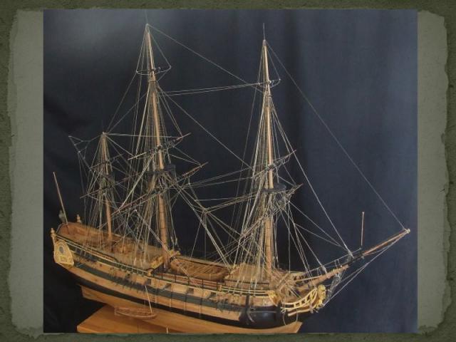 [FLIBUSTE 28MM] Un navire à partir d'un Black Pearl MegaBlock Diapos12