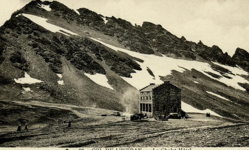 [Val d'Isère]Photos d'archives de la station et des environs Chalet10
