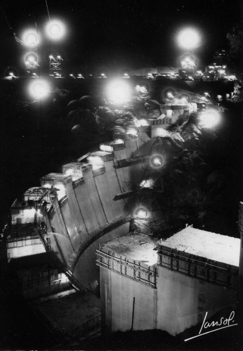 [Tignes] Le barrage de Tignes et les aménagements liés - Page 3 Travau13