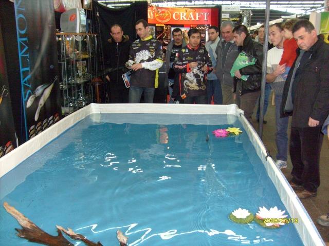 Salon de la pêche de CLERMONT FD: compte rendu! Salon_10