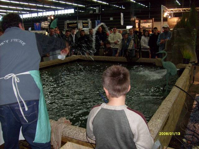 Salon de la pêche de CLERMONT FD: compte rendu! Salon_15