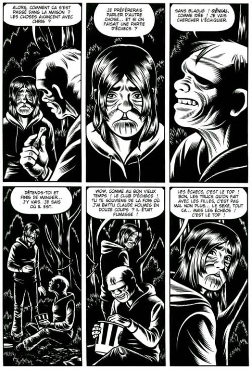 [chronique] Blackhole de Charles Burns Blackh11