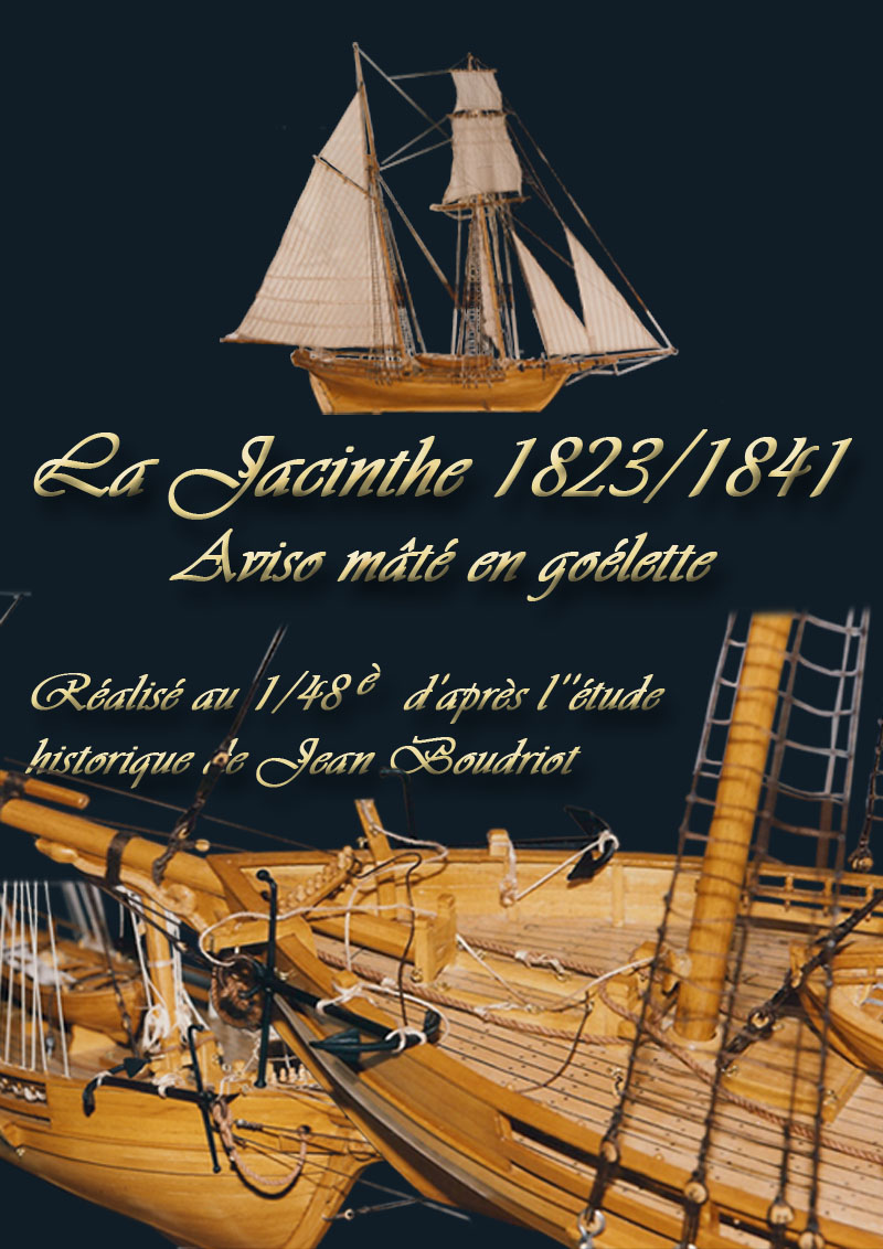 Lougre corsaire LE COUREUR Jacint11