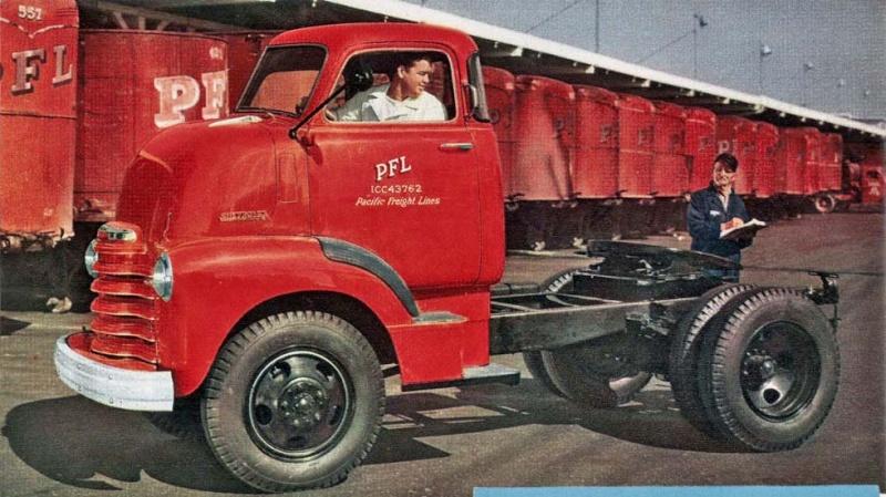 "CHEVY 1948 COE ""tracteur"" :  Terminé !!!!   (13 / 01 / 13) - Page 4 Ks000610"