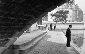 Etudes sur Paris d'André Sauvage Etudes11