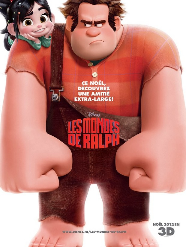 WRECK-IT RALPH - USA - Walt Disney - 02 novembre 2012 25526511