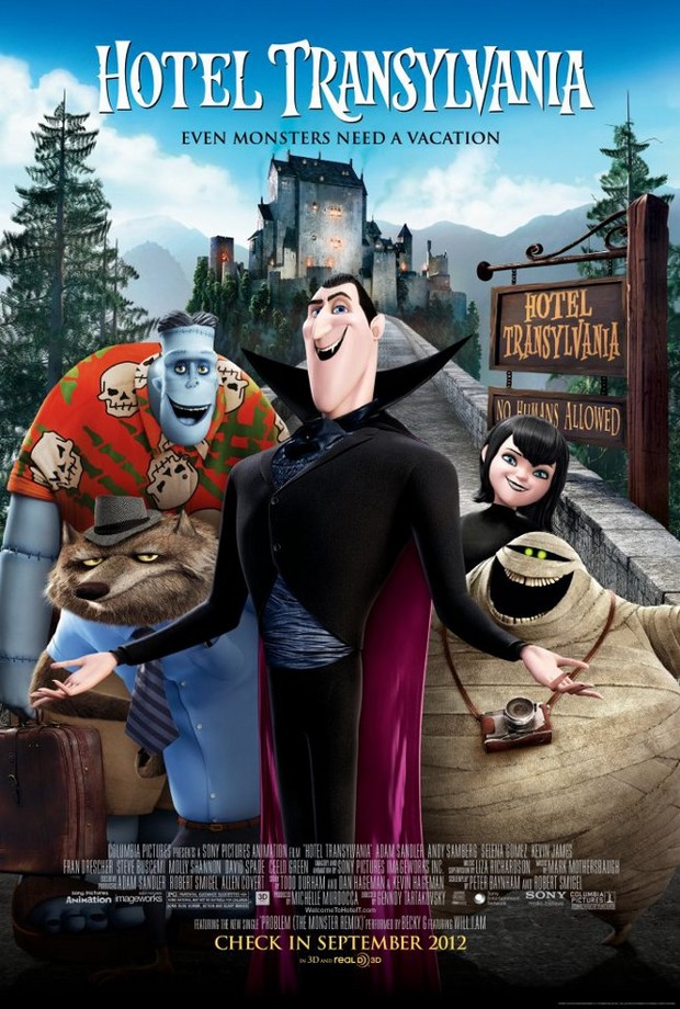 HOTEL TRANSYLVANIA - Sony Pictures - le 13 février 2013 - 53944510