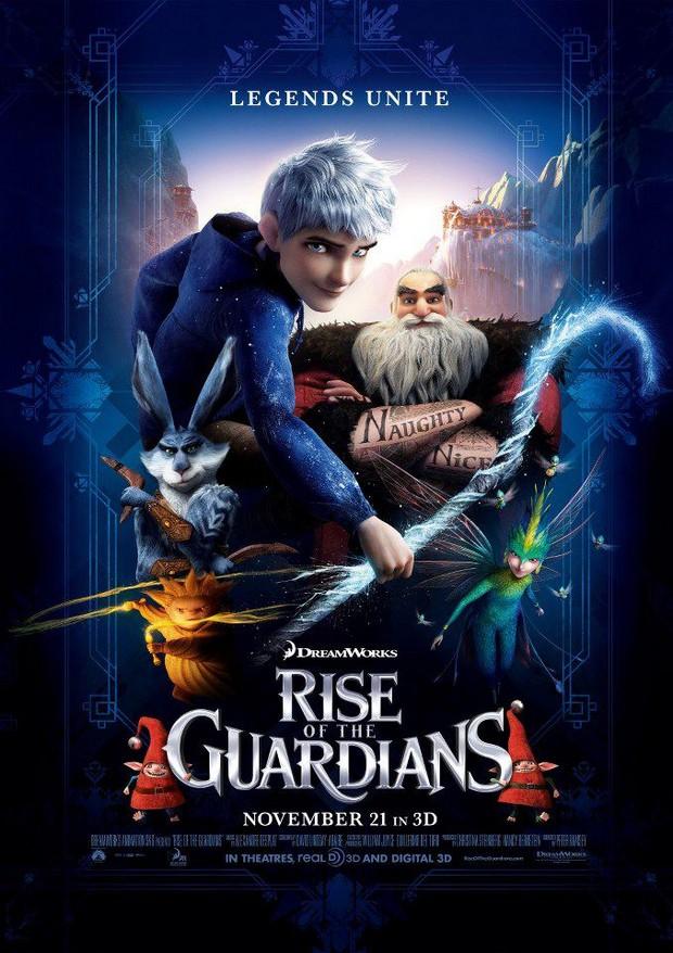 RISE OF THE GUARDIANS - DreamWorks - 21 Novembre 2012 - 54634510
