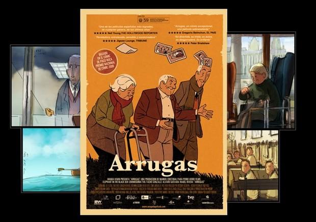 ARRUGAS - Wrinkles - Espagne - 2012 - Arruga10