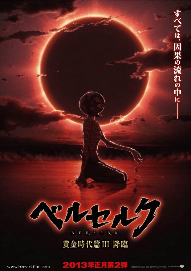 BERSERK THE MOVIE - Japon - Studio 4°C - Trilogie 2012  Berser11