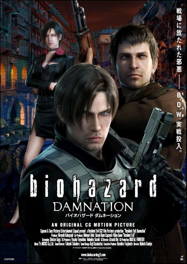 RESIDENT EVIL DAMNATION - CapCom/Sony - 2012 Biohaz10